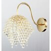 Maytoni Chandeliers Diamant Crystal Croce 1 Light Wall Light