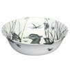 Cream Cornwall Game Trio Salad Bowl