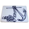 Cream Cornwall Anchor Placemat