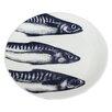 Cream Cornwall Maritime Mackerel Heads Nibbles Dish