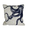 Cream Cornwall Octopus Scatter Cushion