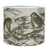 Cream Cornwall 20cm Game and Garden Linen Drum Lamp Shade