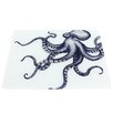 Cream Cornwall Octopus Worktop Saver