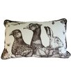 Cream Cornwall Game Trio Scatter Cushion