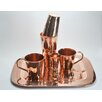 Sertodo Copper 7 Piece Cocktail Shaker Set