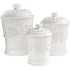 Design Guild Biance 3 Piece Canister Set