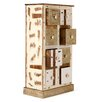 Massivum Charley 8 Drawer Cabinet