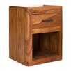 Massivum Dehli 1 Drawer Bedside Table