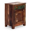 Massivum Avadi 1 Drawer Bedside Table