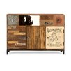 Massivum Laos 3 Door 5 Drawer Sideboard