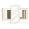 Massivum Babylon 85cm x 40cm Mirror Cabinet
