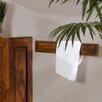 Massivum Wandmontierte 50 cm Handtuchstange Cubus