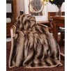 Lindsey Home Fashion Faux Fur Throw
