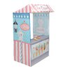 Checkey Limited Ice Cream Parlor Play Tent
