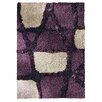 Guy Laroche Purple Area Rug