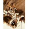 """DEInternationalGraphics """"Spirit of Dance"""" von Kitty Meijering, Kunstdruck"""