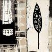 """DEInternationalGraphics """"Allium"""" von Marie Madeleine Noiseux, Kunstdruck"""