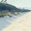 """DEInternationalGraphics """"Bay Shadows"""" von Caroline Atkinson, Fotodruck"""