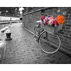 "DEInternationalGraphics ""Bicycle of Love I"" von Assaf Frank, Fotodruck"