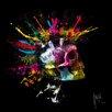 "DEInternationalGraphics Acrylglasbild ""New Future"" von Patrice Murciano, Kunstdruck"
