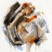 "DEInternationalGraphics Acrylglasbild ""Modest II"" von Kitty Meijering, Kunstdruck"