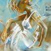 DEInternationalGraphics Ocean Breeze I Kunstdruck von Kitty Meijering