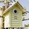 Jonnys Sister Cottage Mounted Bird House