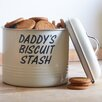 Jonnys Sister Daddy's Biscuit Barrel
