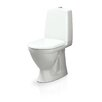 Svedbergs WC Elongated Toilet Seat with Concealed P-Trap