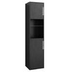 Svedbergs DK 40 x 170cm Wall Mounted Tall Bathroom Cabinet