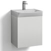 Svedbergs Skapa 45cm Wall Mounted Vanity Unit Including Trap