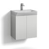 Svedbergs Skapa 50cm Wall Mounted Vanity Unit