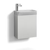 Svedbergs Skapa 45cm Wall Mounted Washbasin and Vanity Unit