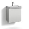 Svedbergs Skapa 50cm Wall Mounted Vanity Unit Including Trap