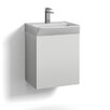 Svedbergs Skapa 45cm Wall Mounted Vanity Unit