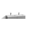 Svedbergs Forma 141 cm Countertop Basin