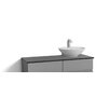 Svedbergs Forma 120 cm Right Work Vanity Top