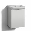 Svedbergs Forma 40cm Wall Mounted Vanity Unit including one drawer and water trap