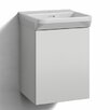Svedbergs Forma 40cm Wall Mounted Vanity Unit with one drawer and basin