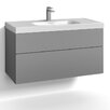 Svedbergs Forma 102cm Vanity Set with Two Drawers and a Water Trap