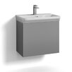 Svedbergs Forma 60cm Wall Mounted Vanity Unit including door and water trap