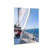 Probell Memo-Board Segelboot