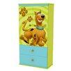 O'Kids Inc. Scooby Doo Armoire