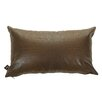 Yorkshire Fabric Shop Alligator Lumbar Cushion