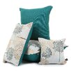 Yorkshire Fabric Shop Tree Design Scatter Cushion