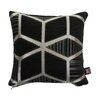 Yorkshire Fabric Shop Geometric Cube Scatter Cushion