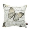 Yorkshire Fabric Shop Butterfly Scatter Cushion