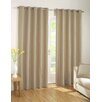 Julian Charles Jazz Curtain Panel (Set of 2)