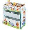 Delta Children Spielzeug Organizer Pu Der Bär
