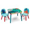 Delta Children 3-tlg. Kinder-Tisch Set Dorie